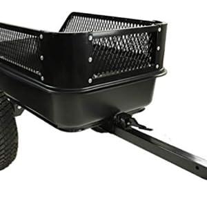 poly tub utility trailer