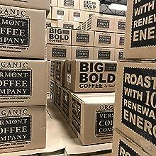 100% renewable energy biogas organic coffee