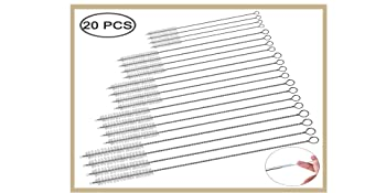 Drinking Straw Cleaner Brushes