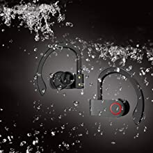 Cuffie Bluetooth - iAmotus Auricolari Bluetooth 5.0 Senza Fili in Ear Sportivi IPX6 TWS Wireless Earphones con CVC Riduzione del Rumore/Hi-Fi Stereo/ 11 Ore per iPhone, iPad, Samsung, Huawei