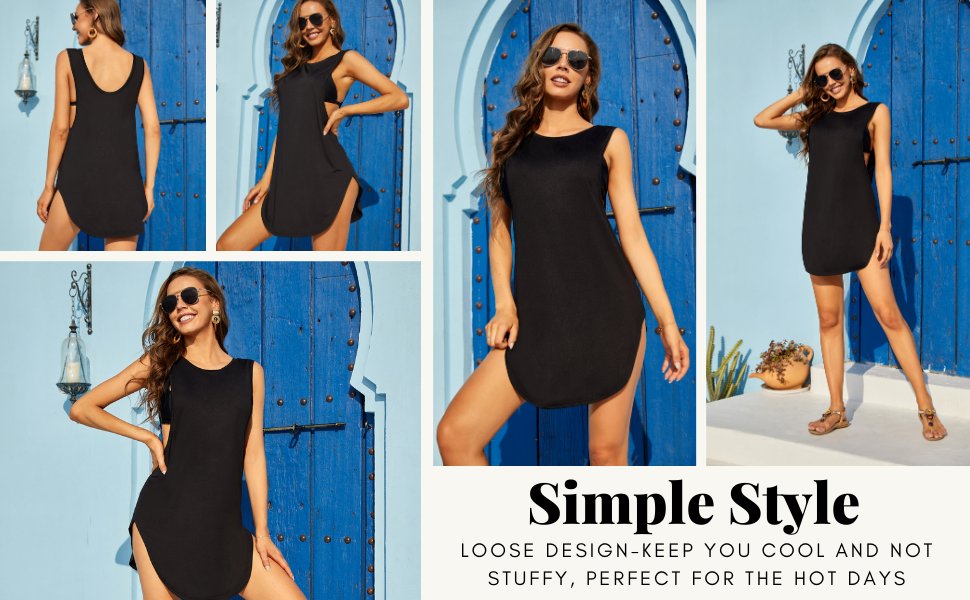 Swimsuit Beach Bathing Suit Cover Up