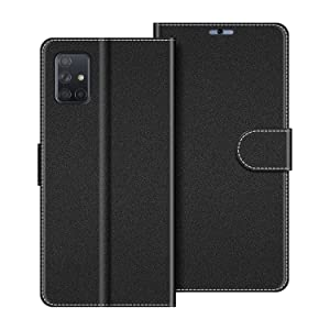 COODIO Funda Samsung Galaxy A51 con Tapa, Funda Movil Samsung A51 ...