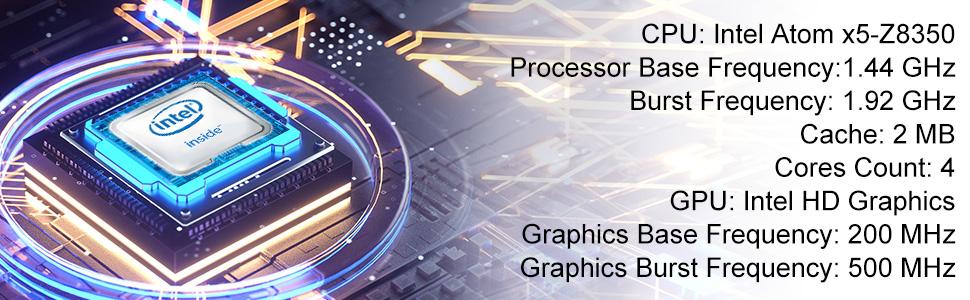 T5 8 CPU