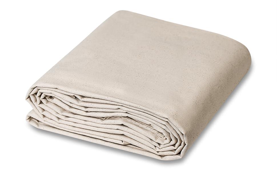 Natural Canvas Drop Cloth