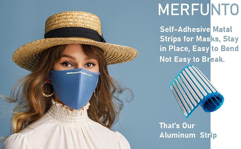 metal strips for masks