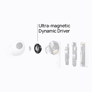 Ultra-magnetic Dynamic Driver