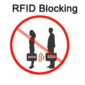 RFID Clutch Wallet