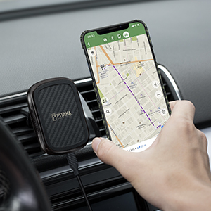 work with pitaka magnetic car mount