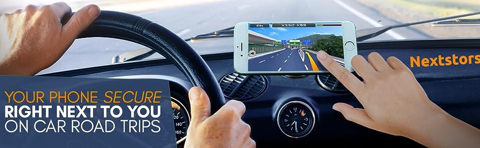 Universal Dashboard Car Mount Holder Stand Cradle 110*65*42MM Car Mount Holder