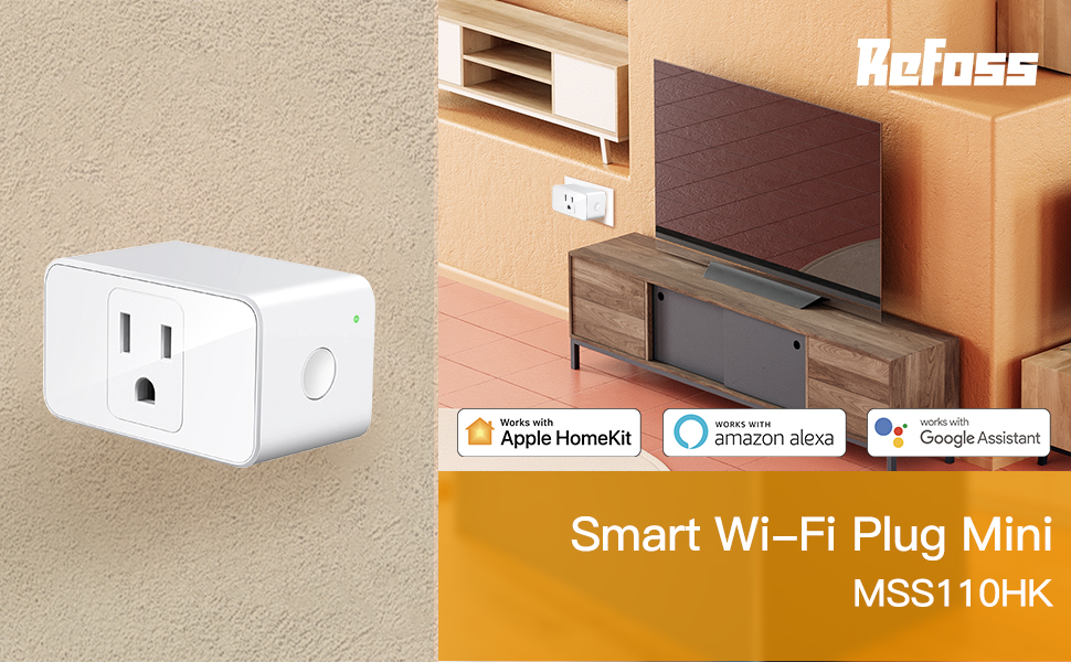 smart plug homekit