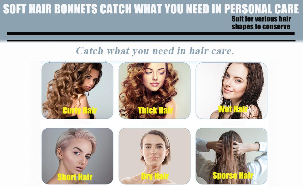 hair caps