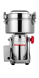 spice grinder commercial