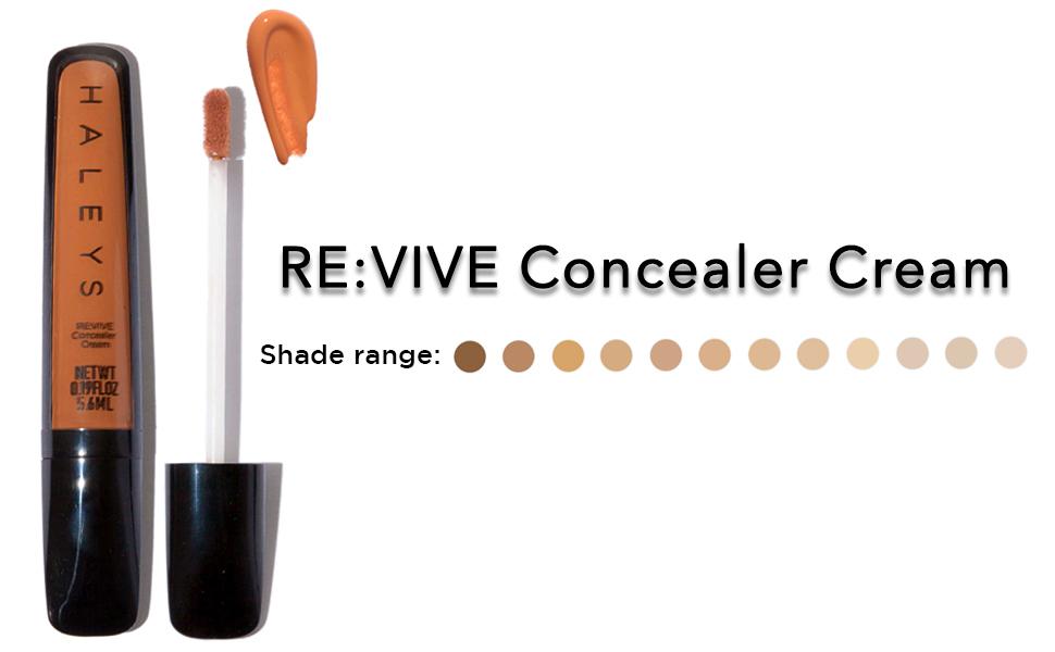 revive concealer foundation cream