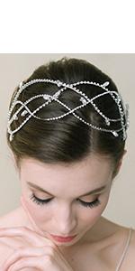 Crystal Bridal Headpieces