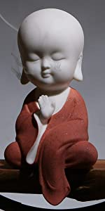meditator red