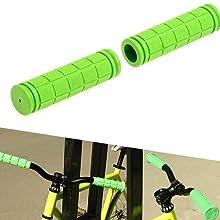 New 4.5 mm Thickness Non Slip Soft Rubber Mountain Bicycle Handlebar BMX Bike Handle Grips ARJudy Bike Grips