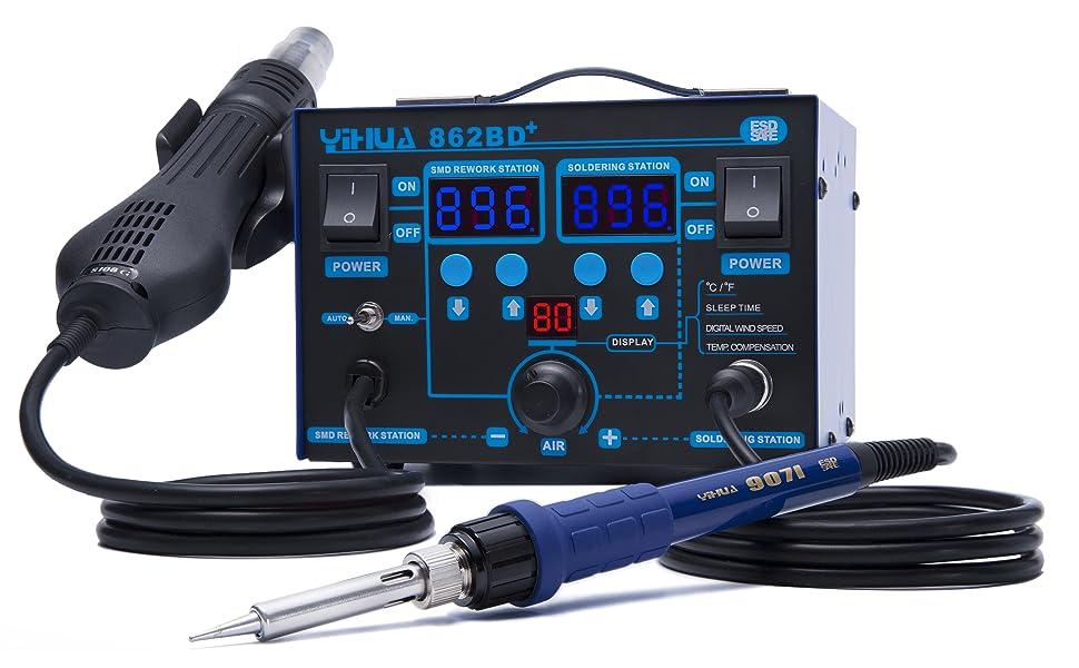 professional rework station soldering station phone laptop mobile repair refurbish electronic repair