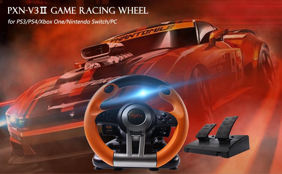 ps4 Racing wheel