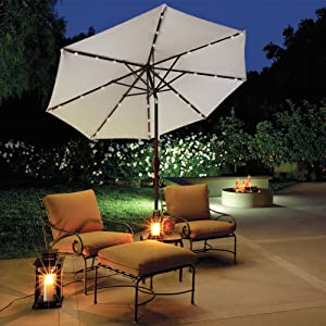 9ft Solar Umbrella