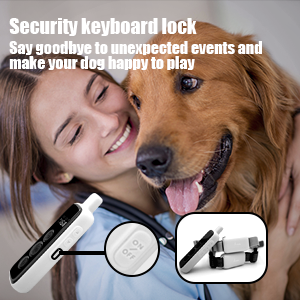 One remote control can control two dogs