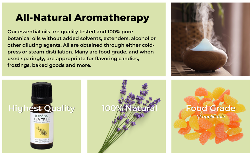 essential oils all natural remedies food grade premium diffusers humidifiers fragrance sticks