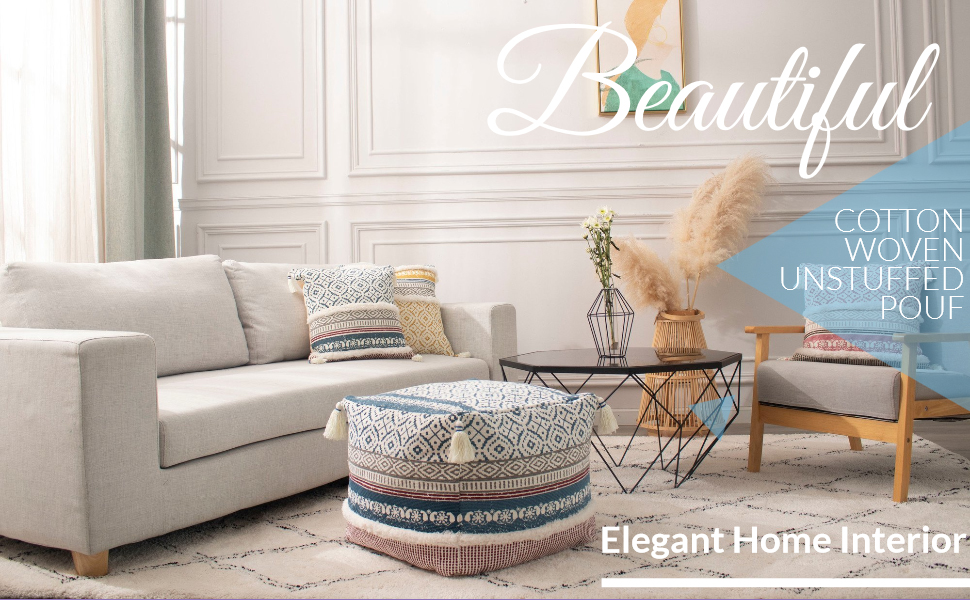 footstools and ottomans small small ottoman bedroom chairs for small rooms boho living room decor
