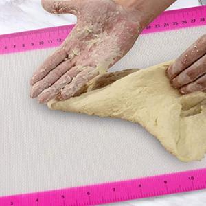 4 tapis de cuisson en silicone