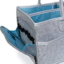 babysense waterproof material to prevent unexpected spills and mess-ups