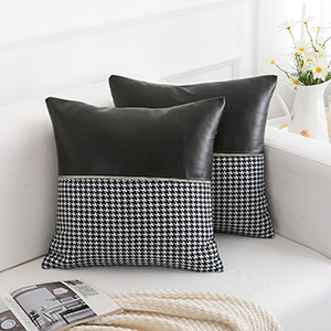 decorative pillow covers for couch sofa bed