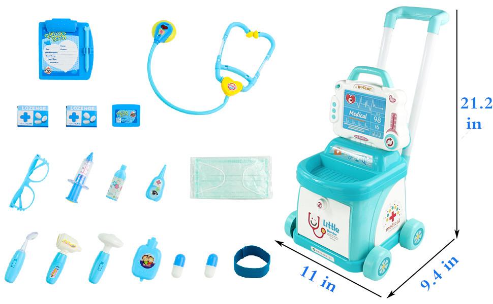 medical set toy