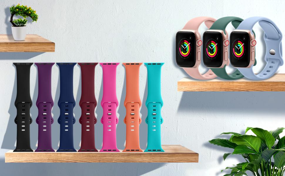 apple watch bands 38mm women