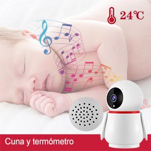 videovigilancia bebe