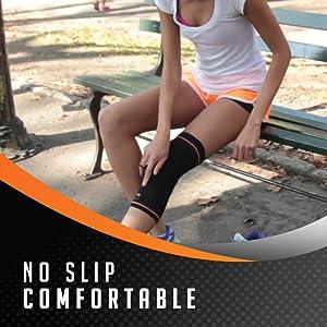comfy knee brace