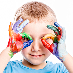 non toxic paint for child
