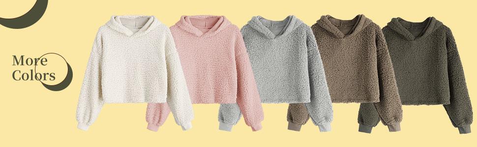 hoodied sweatshirt