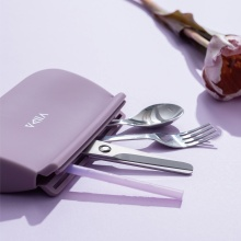tableware organizer;utensils pouch;fork bag;spoon bag;organizer bag