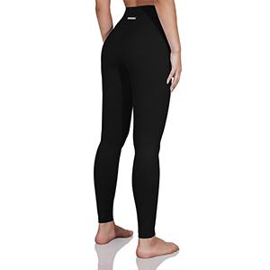 high waist yoga leggings with inner pocket