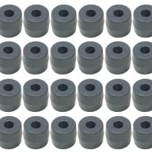 Pegboard Spacers x 24