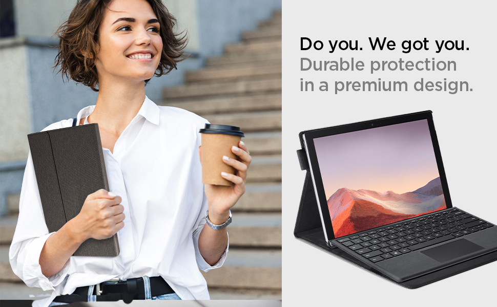 Durable Protection in a premium design