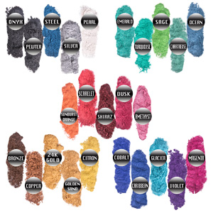 25 Colors Mica Powder