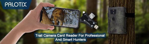 hunting camera sd card viewer
