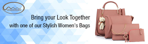 bring your look together with one of our stylish women's bags