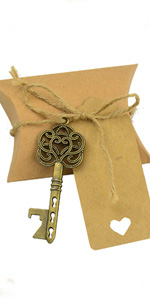 wedding guest favours vintage bottle opener gifts key wedding party favor reception name tags