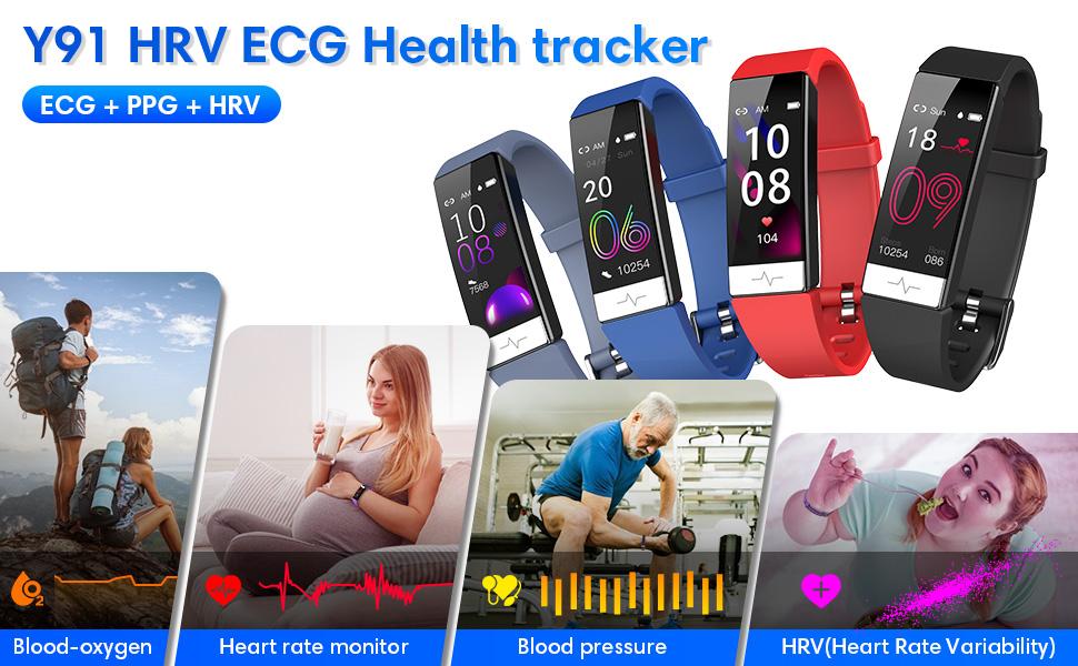 fitness tracker fitbit altra hr sense smartwatch