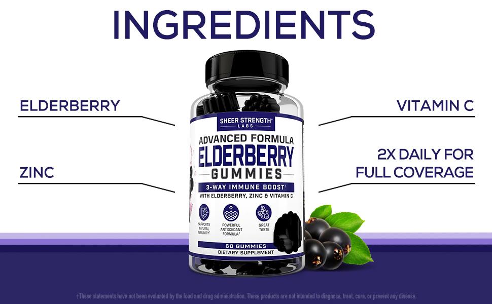 elderberry gummies with vitamin c and zinc elderberry gummies with zinc and vitamin c