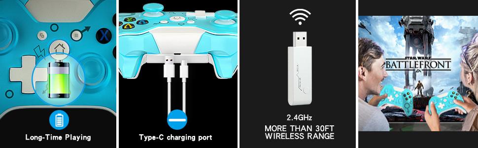 xbox one x wireless controller
