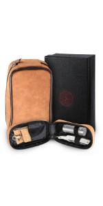 Straight Razor Travel Kit