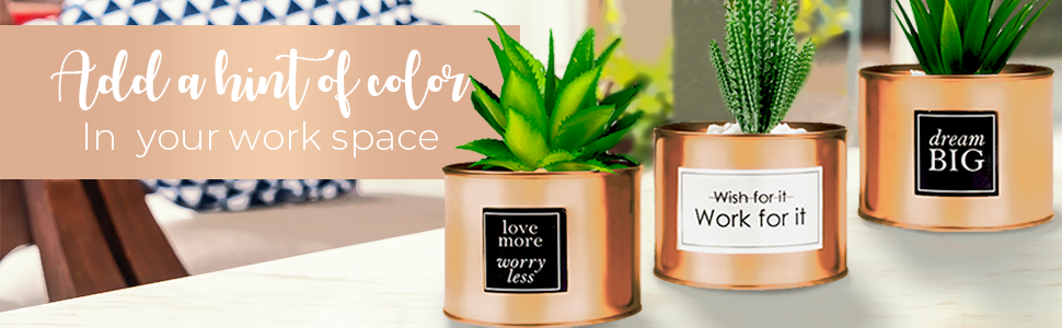 bathroom decor bedroom decor office decor office decor desk accessories boho decor rose gold cactus