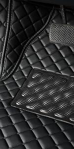 201720182019 CRV black floor mat