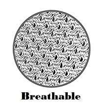 breathable, quick-drying